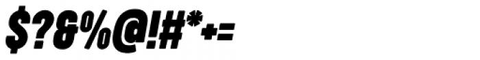 Sugo Pro Display Bold Italic Font OTHER CHARS