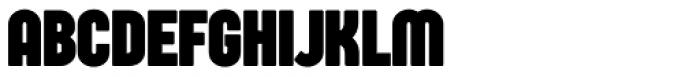 Sugo Pro Display Bold Font UPPERCASE