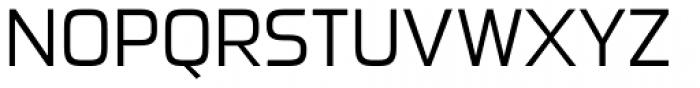 Sui Generis Cond Light Font UPPERCASE