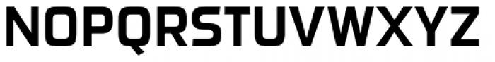 Sui Generis Cond Regular Font UPPERCASE