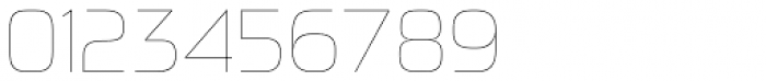 Sui Generis Cond UltraLight Regular Font OTHER CHARS