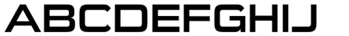 Sui Generis Regular Font UPPERCASE