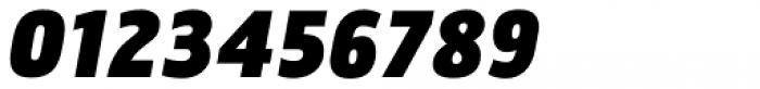 Suit Sans Pro Heavy Italic Font OTHER CHARS