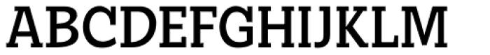 Suite Slab Light Font UPPERCASE