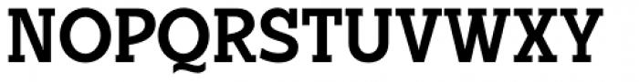 Suite Slab Font UPPERCASE