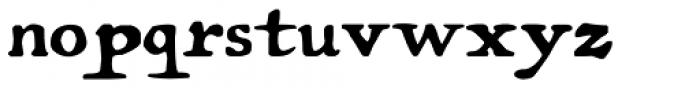 Sulawesi Font LOWERCASE