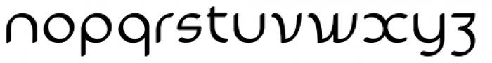 Sultania Regular Font LOWERCASE