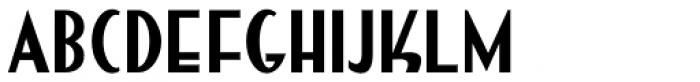 Summer Program JNL Font UPPERCASE