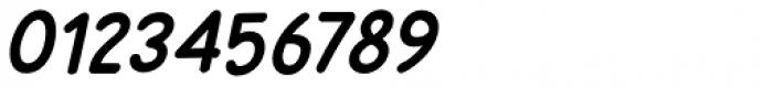 Sunbird Medium Italic Font OTHER CHARS