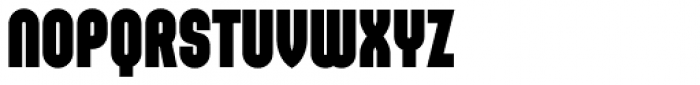 Sunblock Pro Black Font UPPERCASE