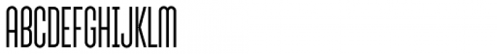 Sunblock Pro Cond Light Font UPPERCASE