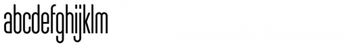 Sunblock Pro Cond Light Font LOWERCASE