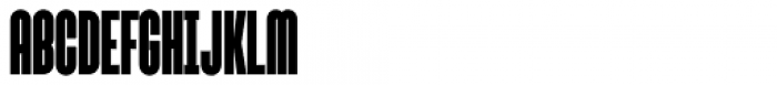 Sunblock Pro Extra Cond Black Font UPPERCASE
