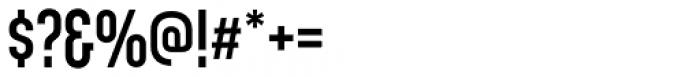 Sunblock Pro Font OTHER CHARS