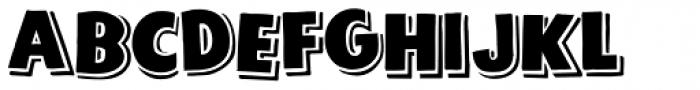 Sunday Best Regular Font LOWERCASE