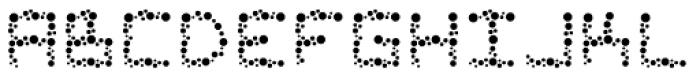 Sunspots AOE Font UPPERCASE