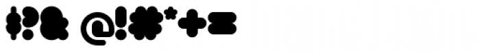 Super Black Font OTHER CHARS