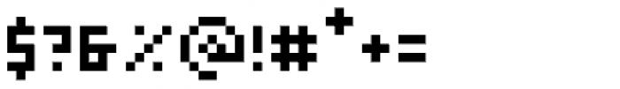 Superfurniture Regular Font OTHER CHARS
