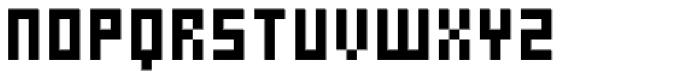 Superfurniture Regular Font UPPERCASE
