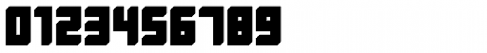 Superfurniture Silhouette Font OTHER CHARS