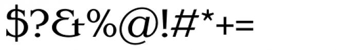 Superia Regular Font OTHER CHARS