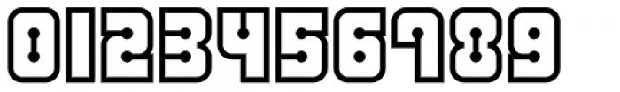 Superkraut Regular Font OTHER CHARS