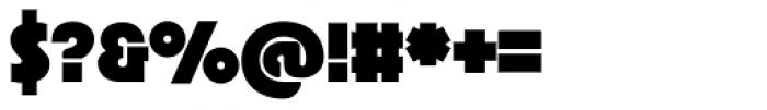 Superla Black Font OTHER CHARS