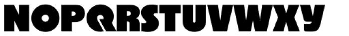 Superla Black Font UPPERCASE