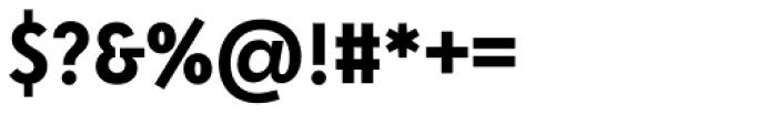 Superla Bold Font OTHER CHARS