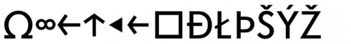 Superla Book Caps Expert Font UPPERCASE