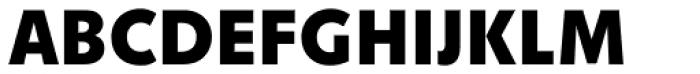 Superla ExtraBold TF Font UPPERCASE