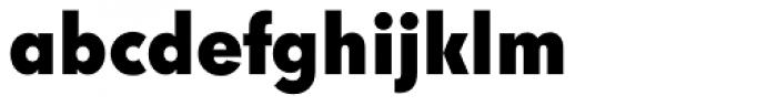 Superla ExtraBold TF Font LOWERCASE