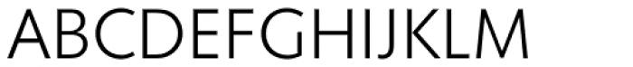 Superla Light LF Font UPPERCASE