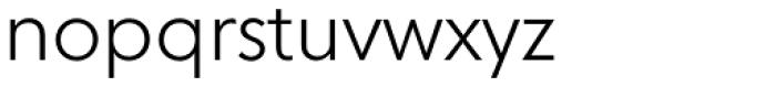 Superla Light LF Font LOWERCASE