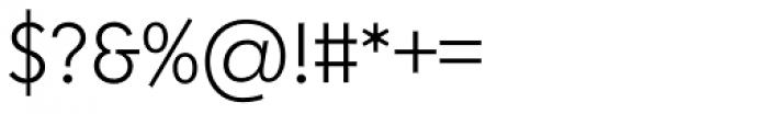 Superla Light TF Font OTHER CHARS