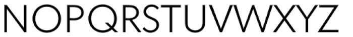 Superla Light Font UPPERCASE