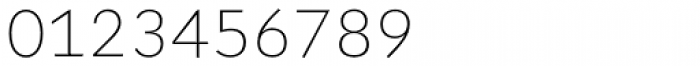Superla Thin Caps TF Font OTHER CHARS