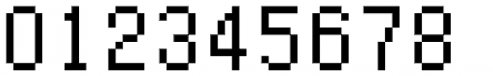 Supernormale Eight Large Compressed Font OTHER CHARS