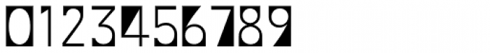 Supersquared Light Small Caps Font OTHER CHARS