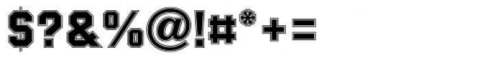 Superstar Font OTHER CHARS