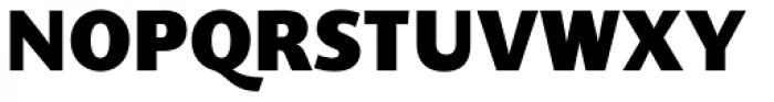 Supra Classic Black Font UPPERCASE