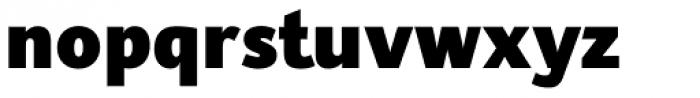 Supra Classic Black Font LOWERCASE