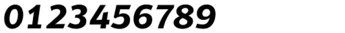 Supra Classic Demi Bold Italic Font OTHER CHARS