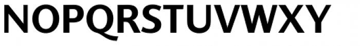 Supra Classic Demi Bold Font UPPERCASE