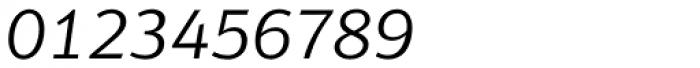 Supra Classic Light Italic Font OTHER CHARS