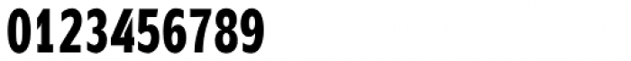 Supra Compressed DemiBold Font OTHER CHARS