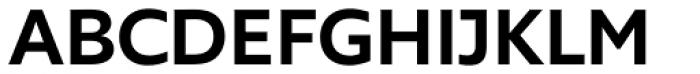 Supra Medium Font UPPERCASE