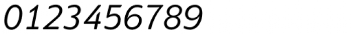 Supra Rounded Light Italic Font OTHER CHARS