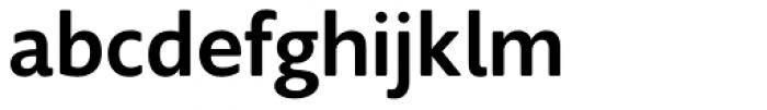 Supra Rounded Medium Font LOWERCASE