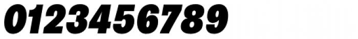 Supria Sans Cond Black Oblique Font OTHER CHARS